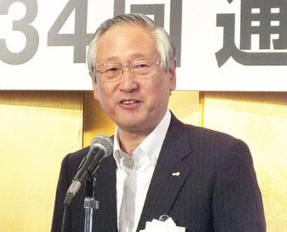 全日本菓子協会、輸出市場が拡大 川村和夫会長「欧米に勝てる業界目指す」