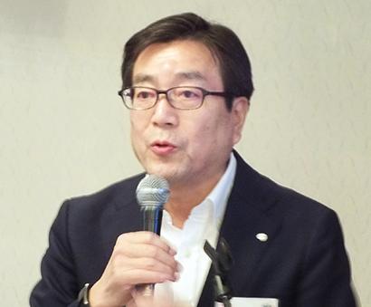 日本スナック・シリアルフーズ協会・伊藤秀二会長 需要喚起などに挑戦
