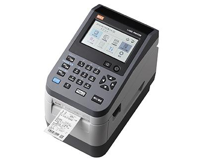 マックス、新型感熱ラベルプリンター「LP-500S」シリーズ発売