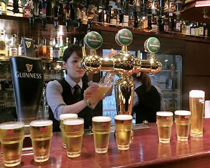 ◆海外ブランドビール特集:ラグビーW杯に高まる期待 大型ブランド、一層拡販
