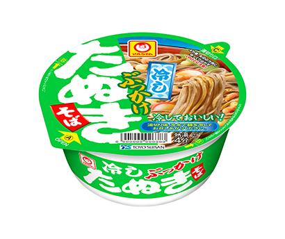 東洋水産、夏向け「冷やしたぬき」発売 和風カップ麺シリーズで新チャレンジ