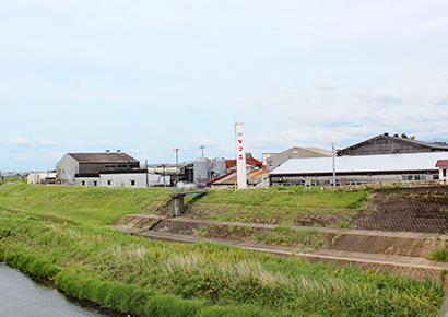 九州食品産業特集:ヤマエ食品工業 工場エネルギー源、天然ガス転換