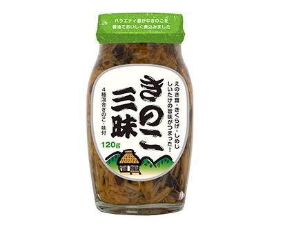 なめ茸・山菜加工特集:テーブルランド 中国産大きく伸長
