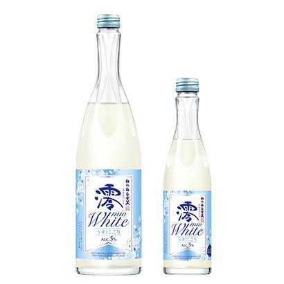 「松竹梅白壁蔵 澪 WHITE スパークリング清酒」発売(宝酒造)
