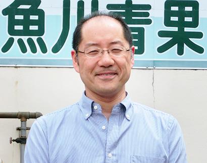 糸魚川青果卸売市場、地元野菜に希少価値を付加 生産意欲向上へ