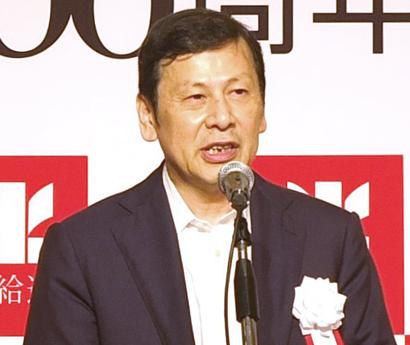 日本給食品連合会が60周年式典 野口昌孝会長 知恵絞り令和の時代も躍進