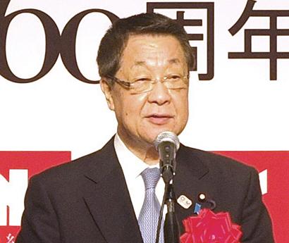 日本給食品連合会が60周年式典 吉川貴盛農林水産大臣 旺盛な外食需要へ対応を