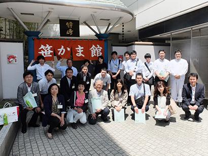 食品ニューテクノロジー研究会、東北大学・仙台の企業見学会を開催