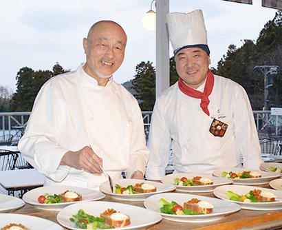 料理マスターズ特集:シェフズキッチン足利特別編 栃木産で感動のおいしさを