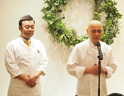 料理マスターズ特集:シェフズキッチン東京vol.31 冬を乗り切る特別メニュ…
