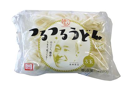 冷凍食品特集:サンデリックフーズ 「麺名人つるつるうどん」大阪で局地的ヒット