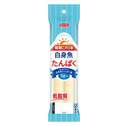 プロテイン・高タンパク質商品特集:日本水産 スケソウすり身で新提案