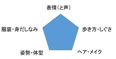 〈外見の定義〉