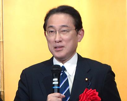 岸田文雄政調会長