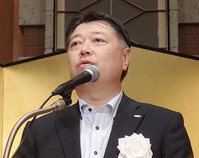 加藤和弥会長