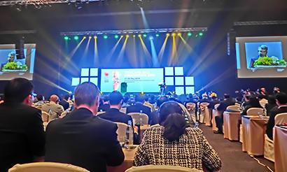 タイの最新動向(1)タイランド・ライス・コンベンション開催 コメ産業に存在感