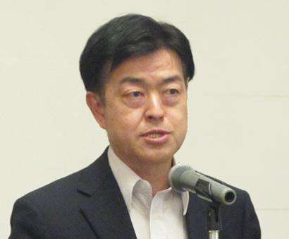 秋本薫理事長