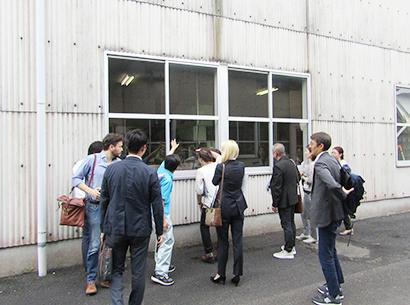 三栄興産、海外視察バイヤーを受け入れ 「ジェトロ食品輸出商談会in佐賀」で