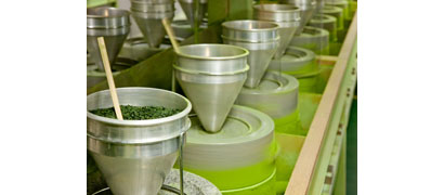 緑茶特集:吉田園 高まる世界需要に対応へ 異業種と一体で商品開発