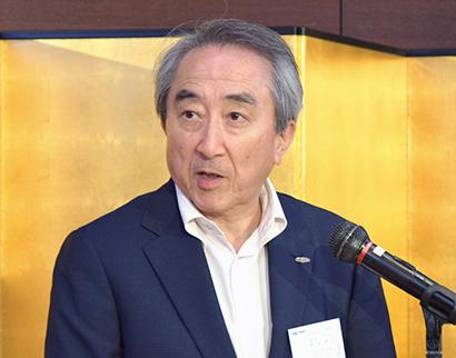日食協北海道支部、総会開催 新支部長に布施和博氏 新時代に美しく調和を