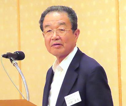川野幸夫JSA会長、ポイント還元策を危惧 「競争環境を破壊」と言及