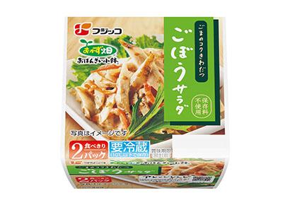 パウチ惣菜特集:フジッコ 食シーン拡大へアレンジレシピ提案