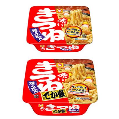 「マルちゃん 赤いきつね焼うどん」発売(東洋水産)