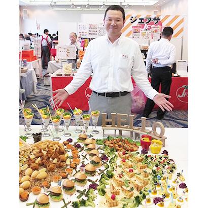 フジノ食品、課題解決へ提案会開催