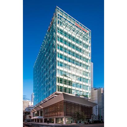 東京・渋谷に構えるキユーピー本社ビル
