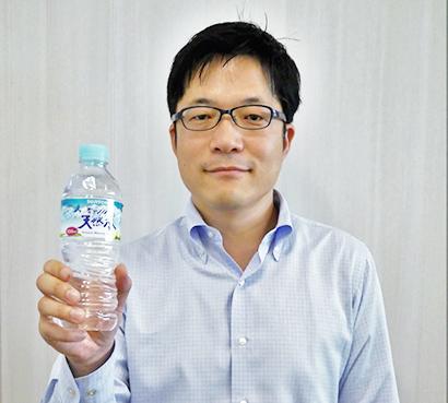 全国清涼飲料特集:サントリー食品インターナショナル 「天然水」が好調けん引