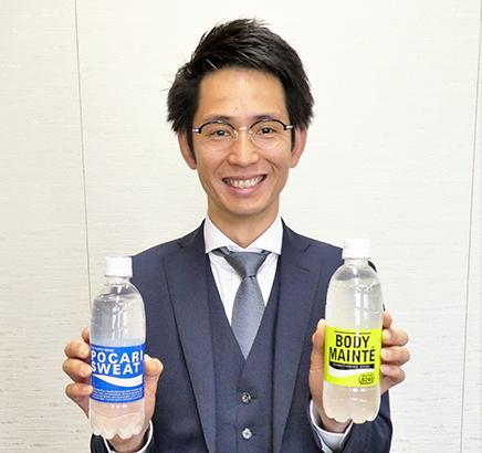 全国清涼飲料特集:大塚製薬 主力2品順調な伸び 機能・価値、正確に訴求