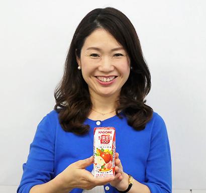 全国清涼飲料特集:カゴメ 守りと攻めの徹底図る 価値提供・活性化に貢献