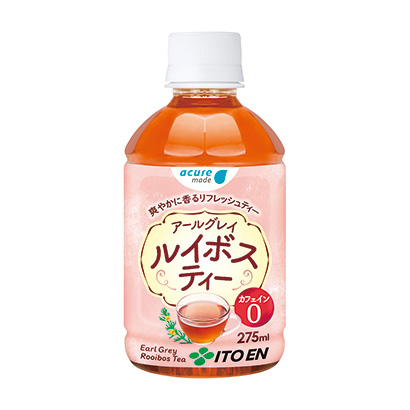 「アールグレイ ルイボスティー」発売(JR東日本ウォータービジネス)