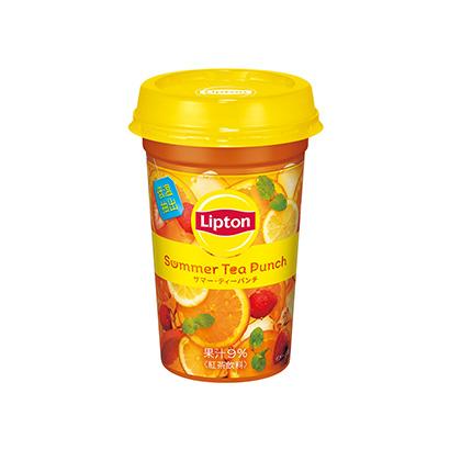「リプトン Summer Tea Punch」発売(森永乳業)