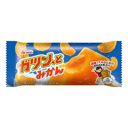 「ガツン、と みかん」発売(赤城乳業)
