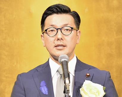 農林水産大臣政務官・濱村進氏