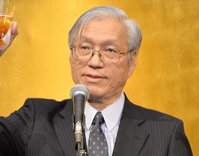 食品産業センター理事長・村上秀徳氏