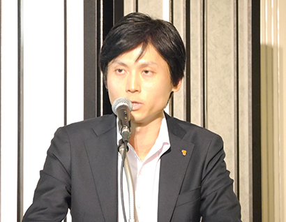 竹内慎副社長