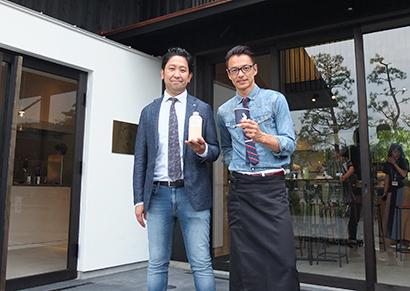 話題の新店:「CHAVATY」と「Okaffe」 京都嵐山で東西人気カフェが…