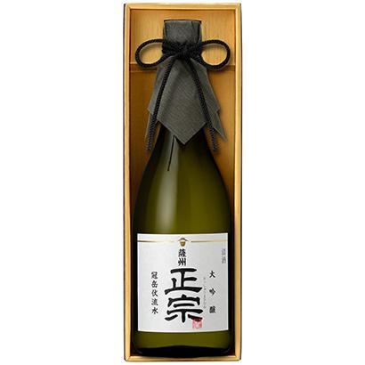 薩摩金山蔵、兵庫産山田錦使用「薩州正宗 大吟醸酒」を限定発売