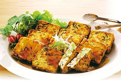 介護食品特集:テーブルマーク「ひじきと野菜の豆腐揚げ」など2品