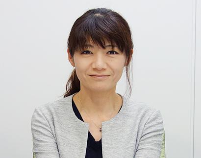 豊島麻紀子商品企画課長