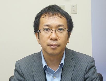 平野了也メディケア・フードサプライ販売部MF西日本販売グループ主任