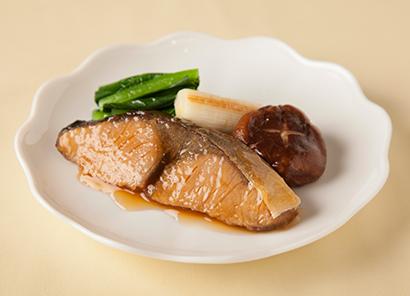 介護食品特集:名阪食品 介護食への新たな取組み、「ぶりの照焼き」が好評