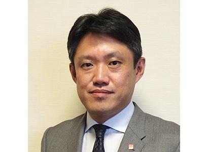 清水克能代表取締役社長