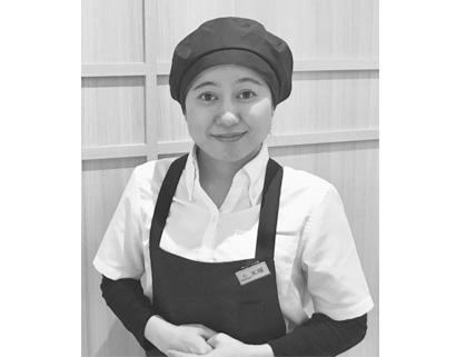 惣菜管理士合格者特集:合格者の喜びの声=一級 デリカスイト・太塚留里奈さん