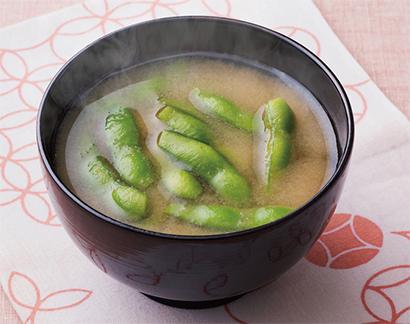 イオン近畿:夏の朝は、うちの県のみそ汁で 簡単・手軽で地野菜たっぷり=大阪