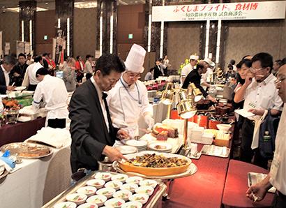 福島県、「ふくしまプライド」開催 県産品の魅力を訴求