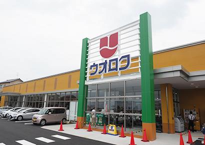 ウオロク、「上新栄町店」オープン 住宅密集のSM空白地に