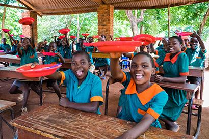 国連WFP協会、レッドカップキャンペーン実施 アフリカ支援やSDGsに貢献
